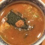 三田製麺所 - 濃厚!