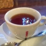 バール・パッパ - ☆食後の紅茶\(^o^)/☆