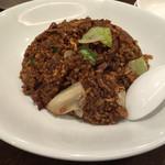 健康中華 青蓮 - 牛肉炒飯