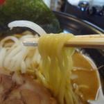 虎魂食堂 - 中太麺