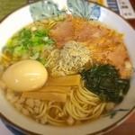 くれ星製麺屋 - スーパー煮干ラーメン