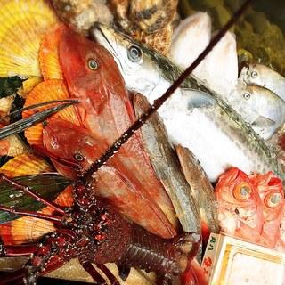 目利きが選んだ厳選鮮魚