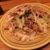 ローリング - 料理写真:皿うどん(550円)