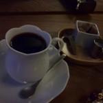 椿サロン - コーヒー