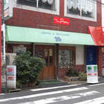 47217733 - 喫茶「るる」。初めて訪れた妙蓮寺、いかにも気になる店構え。入らずにはいられない