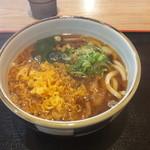 そば太郎 - かけうどん(350円)