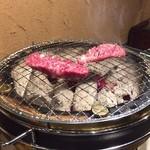 ばっちょ - ハラミ焼き
