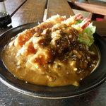 うとんぽ - 料理写真:海老カレー