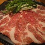 肉問屋 豚ヱ門 - ロース
