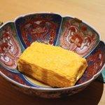 蕎麦 流石 - 出汁巻たまご