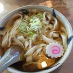 うどん亭 - 料理写真:かけうどん