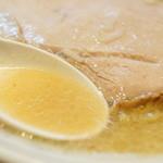 元祖札幌ラーメン もぐら - スープ