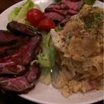 肉バル 3丁目 - 前菜3種盛り