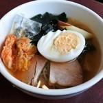 47223434 - 冷麺ハーフ(650円外)