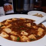 Taka - 麻婆豆腐定食