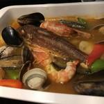 フレンチーナ - 魚介のブイヤベース