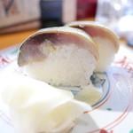 Nonkitei - 鯖寿司