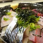 KA-TSU - 2016.1 海鮮丼(ランチ限定)