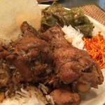 スリランカ料理 ラサハラ - 右側
