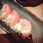 47227200 - トマトのカプレーゼ♡beerlove