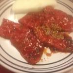 焼肉の牛太郎 - ロース定食