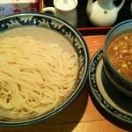 龍神麺 - 龍神麺@下館 特製つけ麺・中盛