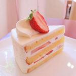 47228743 - イチゴのショートケーキ