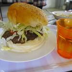 マイハウス - ハンバーガー