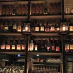 KJ TOKYO - 酒ぞろいも充実しています