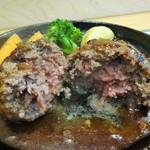 The Beef House 牛's - 和牛ハンバーグ