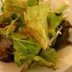 洋食カフェ・バー KITORI - サラダ
