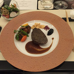 祇園 佐橋 - 特選和牛のステーキ