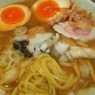 三田製麺所 有楽町店 - 味玉ラーメン❤ヾ(´∀`ヾ)