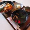 ニューゆくはしレストラン喫茶店 - 料理写真:かつ丼750円。きれいな盛り付け。