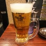 博多らーめん Shin-Shin - 生ビール(プレモル)
