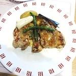 47234188 - チキンのオーブン焼き・柚子ソース