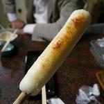 喰処 北洲 - 焼ききりたんぽ