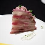 日本料理 楮山 - ブリ 大根