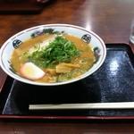 かぐや - 人生初の和歌山ラーメン