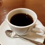 Cafe Place Mu - 2016.1.24 コーヒー