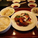 4724610 - 燒賣太樓 酢豚定食ランチ
