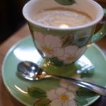 珈琲工房てらまち - コーヒーカップも素敵。