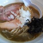 濃麺 海月 - 煮干濃麺HV(白口4種) 800円