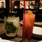 新宿 ランブータン - モヒート、ノンアルコールカクテル
