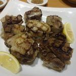 もつ鍋 慶州 - 牛テールの塩焼き