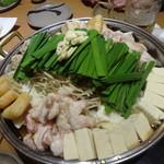 もつ鍋 慶州 - もつ鍋
