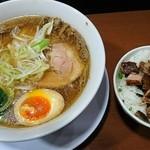 麺家 近 - 麺・丼