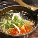 しげ吉 - 冷麺