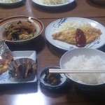 民宿ロッヂ 八戒荘 - 料理写真: