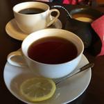 グリル ヨシダ - 食後の紅茶 & 珈琲